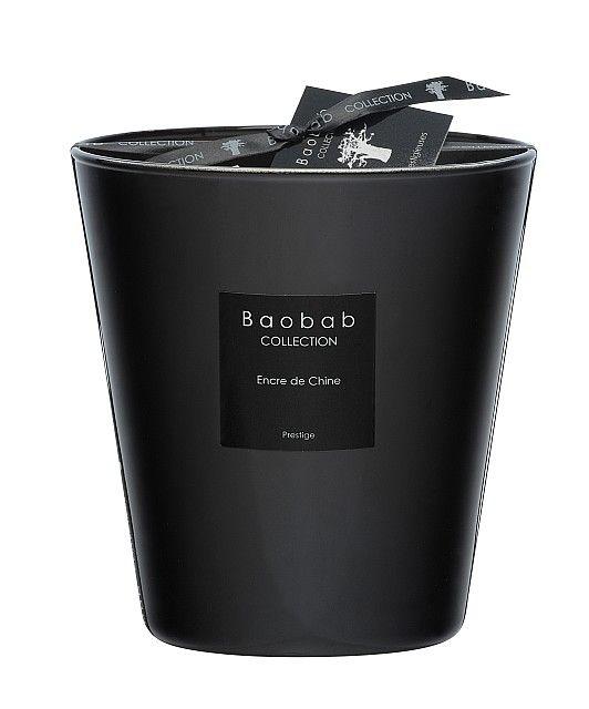 baobab duftkerze encre de chine max 16 exklusive wohnaccessoires raumduft und duftkerzen. Black Bedroom Furniture Sets. Home Design Ideas