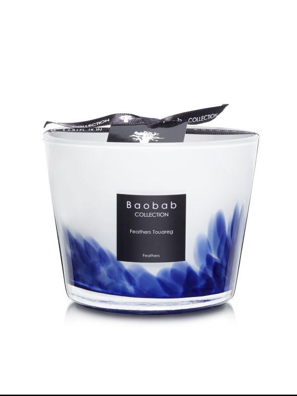 baobab duftkerze feathers touareg max 10 exklusive wohnaccessoires raumduft und duftkerzen. Black Bedroom Furniture Sets. Home Design Ideas