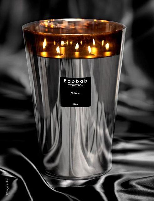 baobab duftkerze aurum max 16 exklusive wohnaccessoires raumduft und duftkerzen. Black Bedroom Furniture Sets. Home Design Ideas