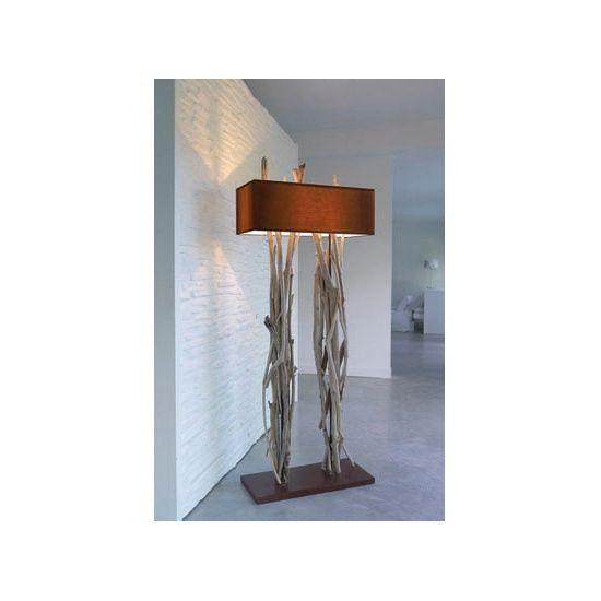 bleu nature bodenlampe apiatan exklusive wohnaccessoires raumduft und duftkerzen. Black Bedroom Furniture Sets. Home Design Ideas