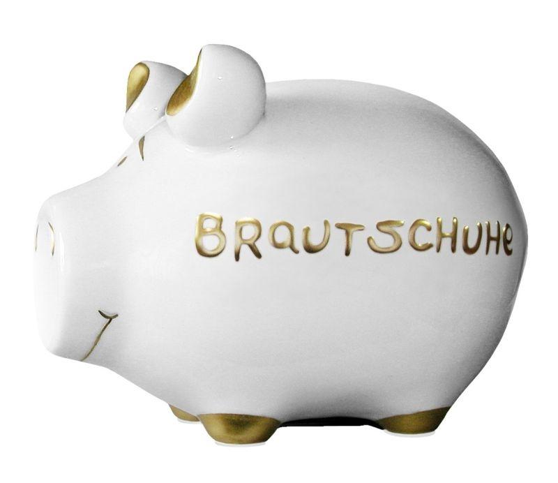 Chaoskind Sparschwein Brautschuhe Kleinschwein