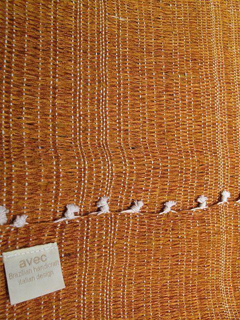 Tischset Bahia Mono melograno B35 L50
