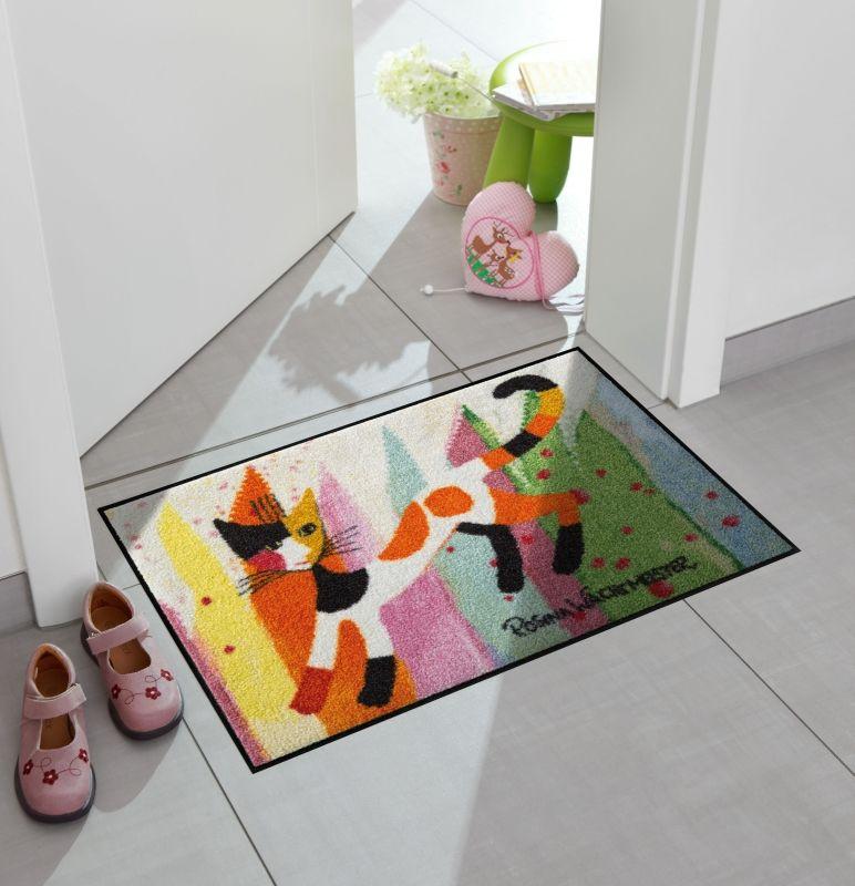 rosina wachtmeister fussmatte carnevale 50x75cm exklusive wohnaccessoires raumduft und duftkerzen. Black Bedroom Furniture Sets. Home Design Ideas