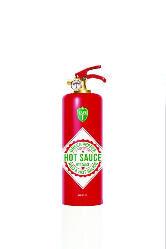 SAFE-T Feuerloescher Hot Sauce