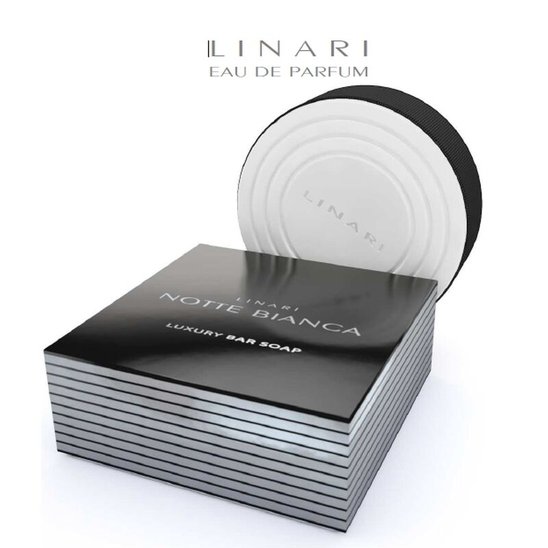 LINARI Seife Notte Bianca - Luxury Bar Soap