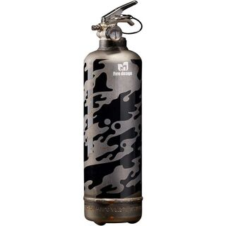 FIRE DESIGN Feuerlöscher Military brut black