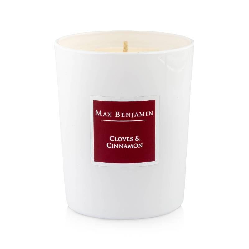 Max Benjamin Weihnachten Duftkerze Cloves & Cinnamon