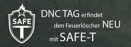 SAFE-T Feuerlöscher Online Shop